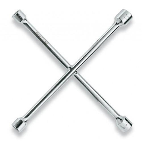 Klucz krzyżowy do kół Beta 978 - rozmiar: 17-19-21-22 mm