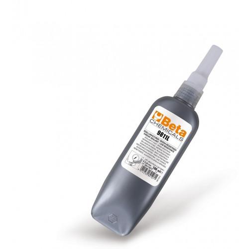 Uszczelniacz gwintów do gwintów metalowych o małej sile łączenia 100ml Beta 9811L/100T