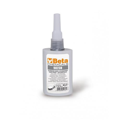Płynna uszczelka do powierzchni metalowych - duża siła łączenia 50ml Beta 9823H/50DM