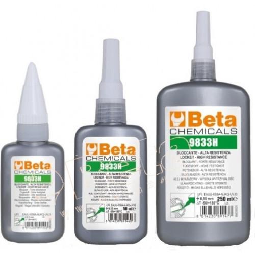 Klej montażowy do łożysk, piast i wałów - duża siła łączenia Beta 9833H