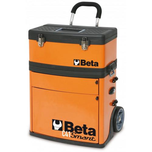 Wózek narzędziowy Beta C41S dwuczęściowy