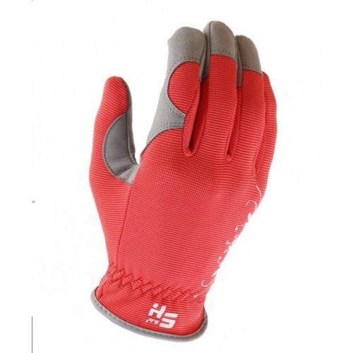 Rękawice do prac ogrodowych Beta SL7250W BABILON WARM - RED