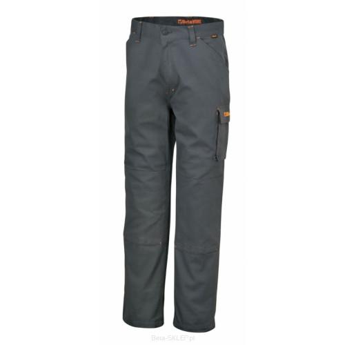Spodnie robocze Beta 7930IP z podszewką flanelową