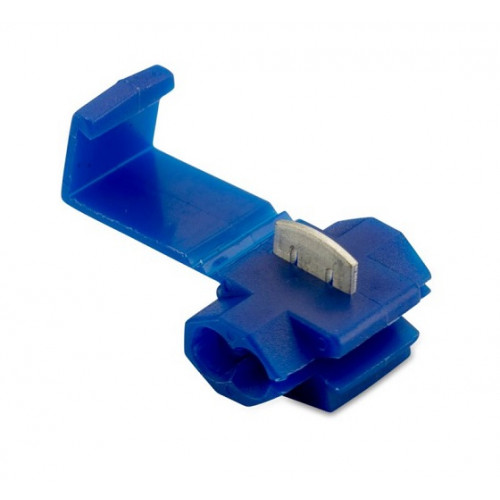 Szybkozłączka przebijająca izolację niebieska do przebijania przewodów (25 szt.) 1.25-2.5mm2 BM00210S1