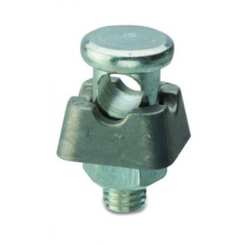 Zacisk do uziemień jednośrubowy z mosiądzu (100szt.) BM Group BM22 - przekrój: 50mm2