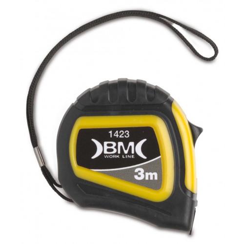 Przymiar zwijany BM Group 1423 - wymiary: 3mx16mm