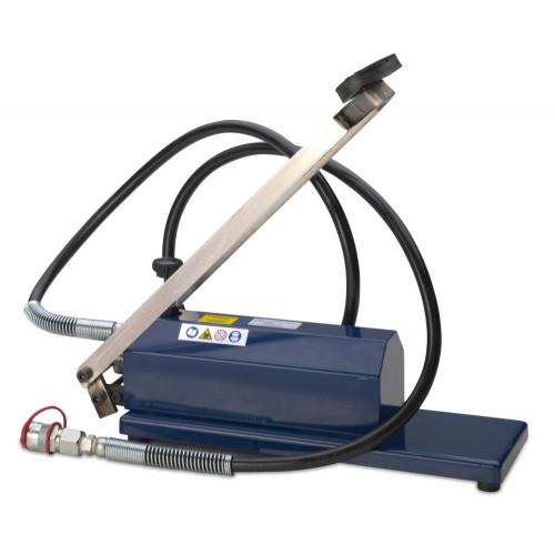 Pompa hydrauliczna na pedał nożny max.700 bar BM Group 1600