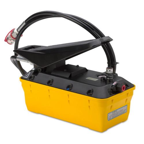 Pompa pneumatyczno-hydrauliczna na pedał nożny max. 700 bar BM Group 162