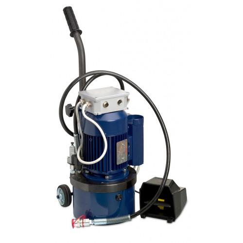 Pompa elektro-hydrauliczna max. 700 bar BM Group 163