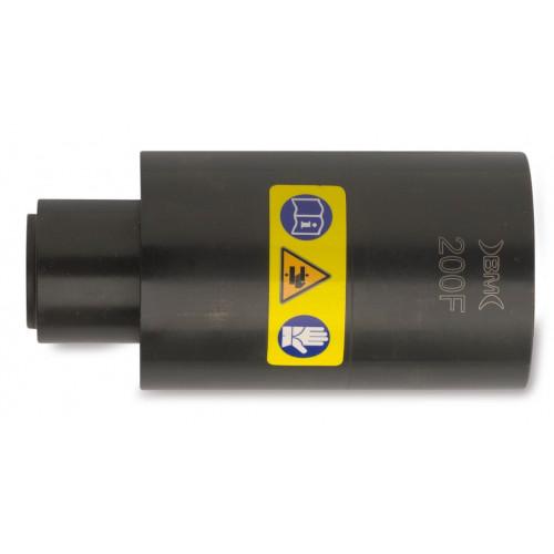 Głowica wykrawająca do ręcznej prasy hydraulicznej wielogłowicowej BM 200