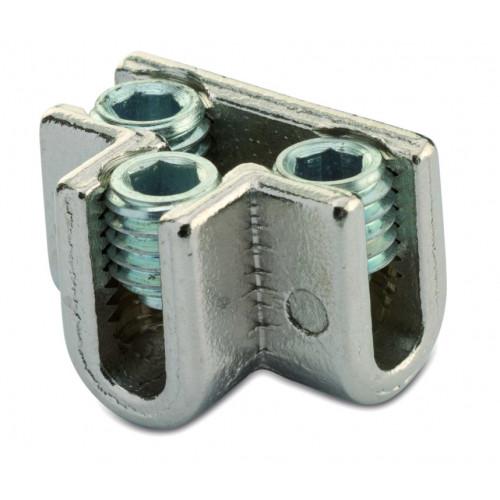"""Zaciski śrubowe typu """"T"""" (100szt.)BM Group 2351 - przekrój: 10-25mm2"""