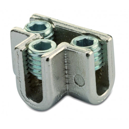 """Zaciski śrubowe typu """"T"""" (50szt.)BM Group 2352 - przekrój: 25-35mm2"""