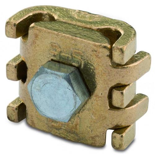 Zaciski uniwersalne odgałęźne z 1 śrubą 100szt. BM Group BM5251 - przekrój: 6-16mm2