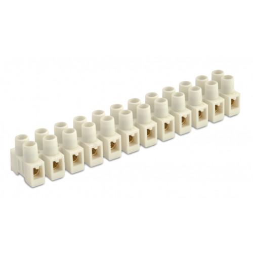 Listwy zaciskowe z polipropylenu (50szt.) 12 biegunowe BM 920