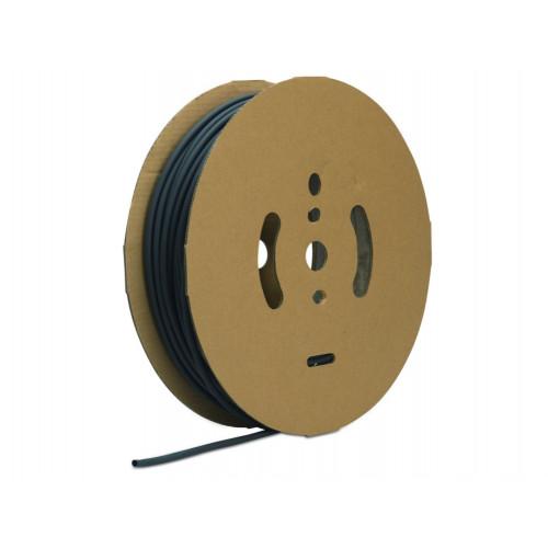 Rurki termokurczliwe na szpuli 200m kurczliwość 2:1 BM Group GBS024B - średnica: 2.4mm