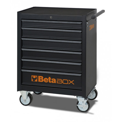Wózek narzędziowy pusty z 6 szufladami Beta 2400/C04BOX