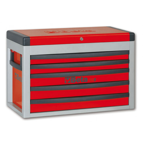 Skrzynia narzędziowa z pięcioma szufladami Beta 2300/C23SR