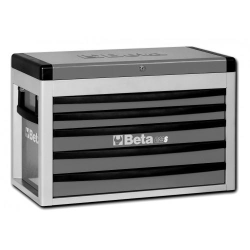 Skrzynia narzędziowa z pięcioma szufladami Beta 2300/C23SG