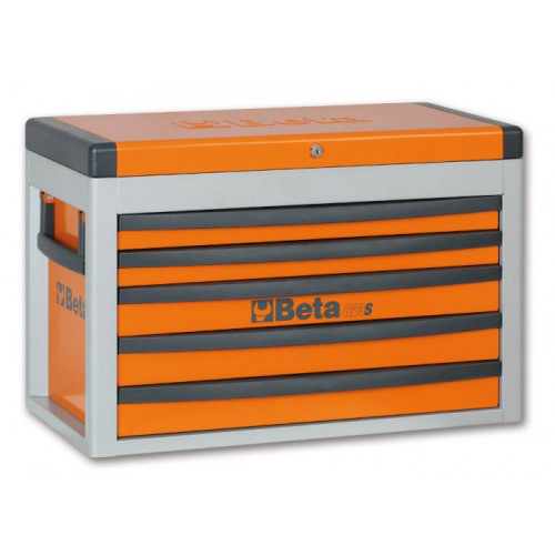 Skrzynia narzędziowa z pięcioma szufladami Beta 2300/C23SO