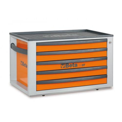 Skrzynia narzędziowa C23ST z zestawem 76 narzędzi Beta 2300ST-O/VG1M