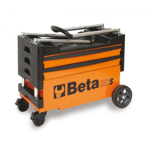 Wózek narzędziowy C27S z zestawem 108 narzędzi Beta 2700S/VUM