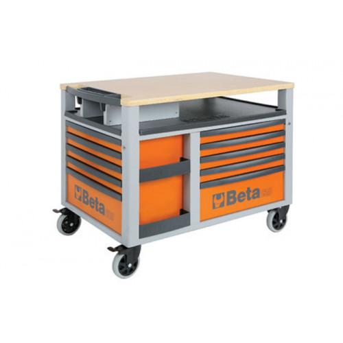 Wózek narzędziowy SuperTank z 10 szufladami Beta 2800/C28O