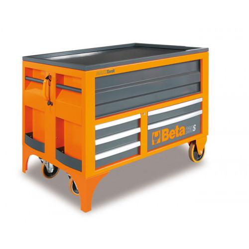 Wózek narzędziowy C30S z zestawem 301 narzędzi Beta 3000/VI3