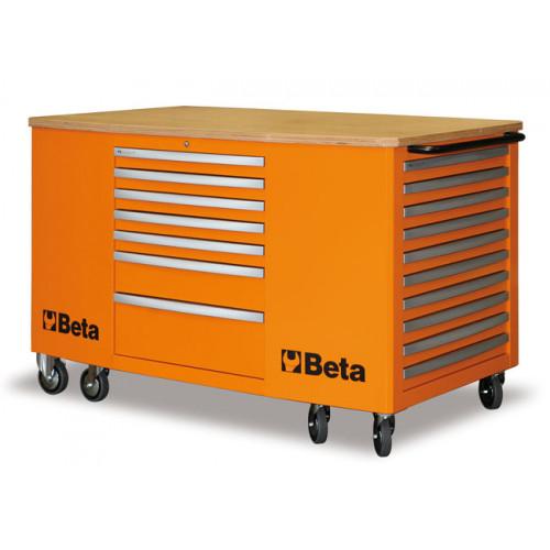 Wózek narzędziowy z 28 szufladami, Beta C31