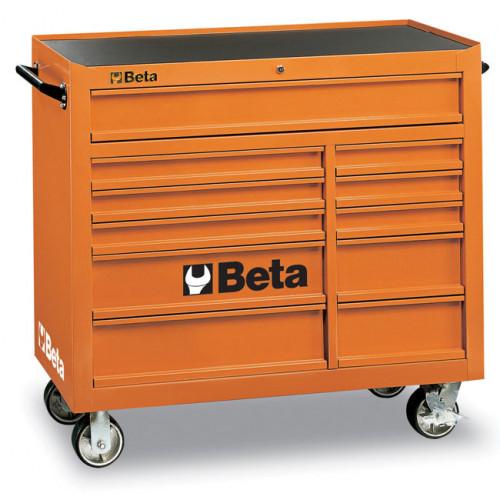 Wózek narzędziowy z 11 szufladami Beta C38O
