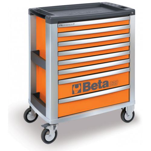 Wózki narzędziowe z 8 szufladami Beta C39/8