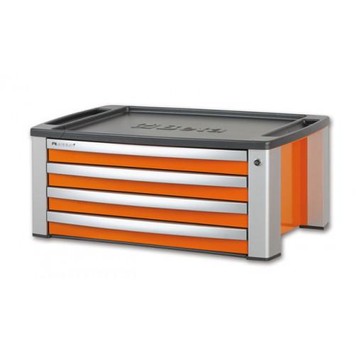 Skrzynia narzędziowa z 4 szufladami Beta 3900/C39TO