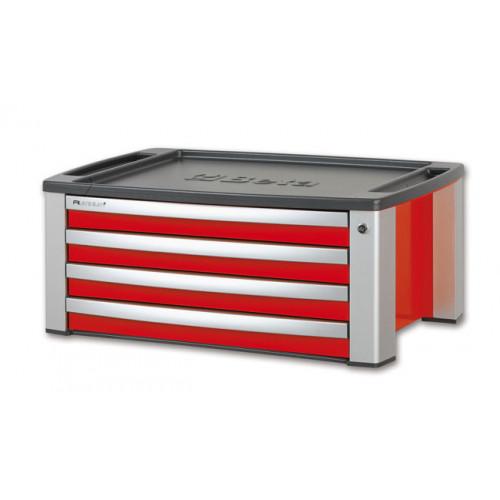 Skrzynia narzędziowa z 4 szufladami Beta 3900/C39TR