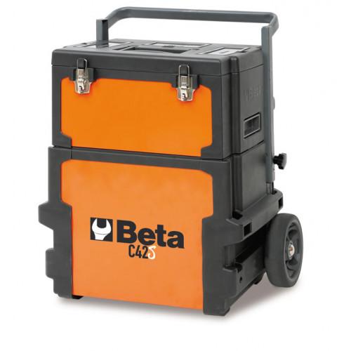 Wózek narzędziowy dwuczęściowy Beta 4200/C42S