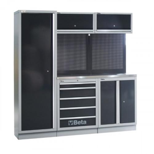 Zestaw mebli warsztatowych systemu C45 Beta 4500/C45/BX