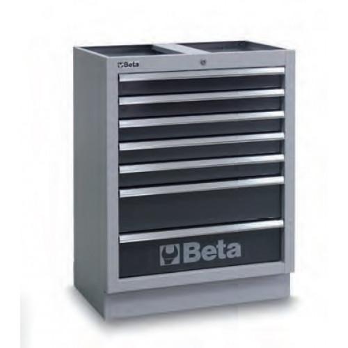 Moduł stały z 7 szufladami Beta 4500/C45M7