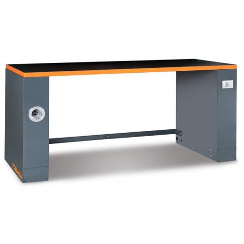 Stół warsztatowy metalowy z dodatkowym wyposażeniem Beta C55B-PRO