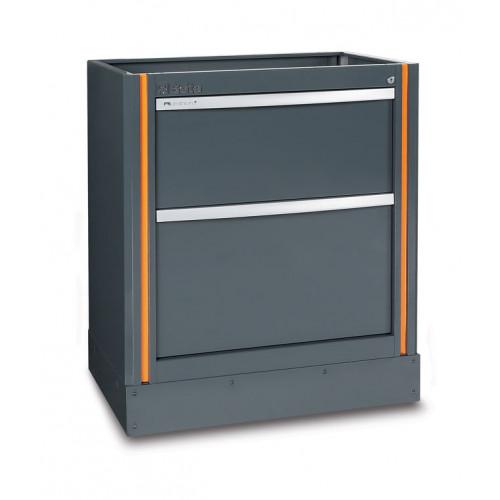 Moduł stały z 2 szufladami Beta 5500/C55M2