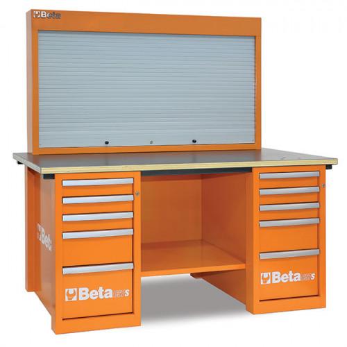 Stół warsztatowy z tablicą narzędziową MasterCargo - Beta C57SB - 5700SB