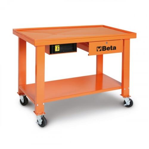 Stół warsztatowy ruchomy do skrzyń biegów i przekładni Beta 5200/CB52-O