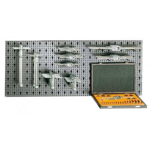 Zestaw 60 szt. narzędzi bez panelu typ M