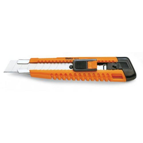 Nóż z ostrzem odłamywalnym 18 mm Beta 1771