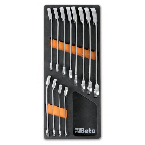 Wkład profilowany miękki z zestawem 12 kluczy Beta 142