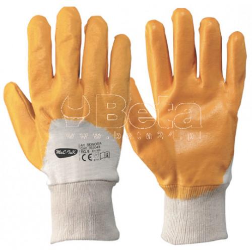 Rękawice SONORA z dżerseju bawełnianego Boxer 353049