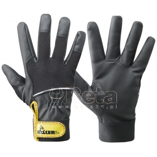 Rękawice techniczne TT 1015 z materiału syntetycznego Boxer 388042