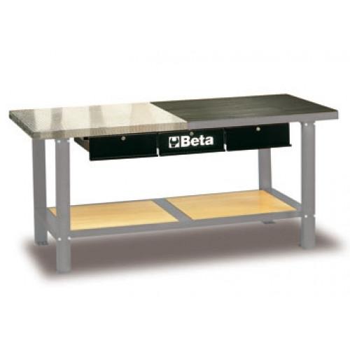 Stół warsztatowy szary Beta C56MG