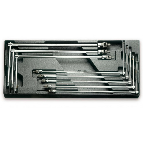 Komplet 8 kluczy Beta 953 we wkładce - rozmiary: 3-10 mm