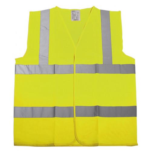 Kamizelka ostrzegawcza żółta Vizwell VWEN03Y