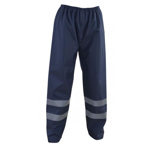 Spodnie przeciwdeszczowe ostrzegawcze Vizwell VWJK07N