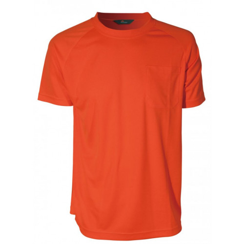 T-Shirt ostrzegawczy coolpas pomarańczowy Vizwell VWTS10-AO
