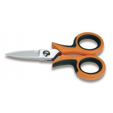 Nożyczki dla elektryków ostrza proste Beta 1128BM